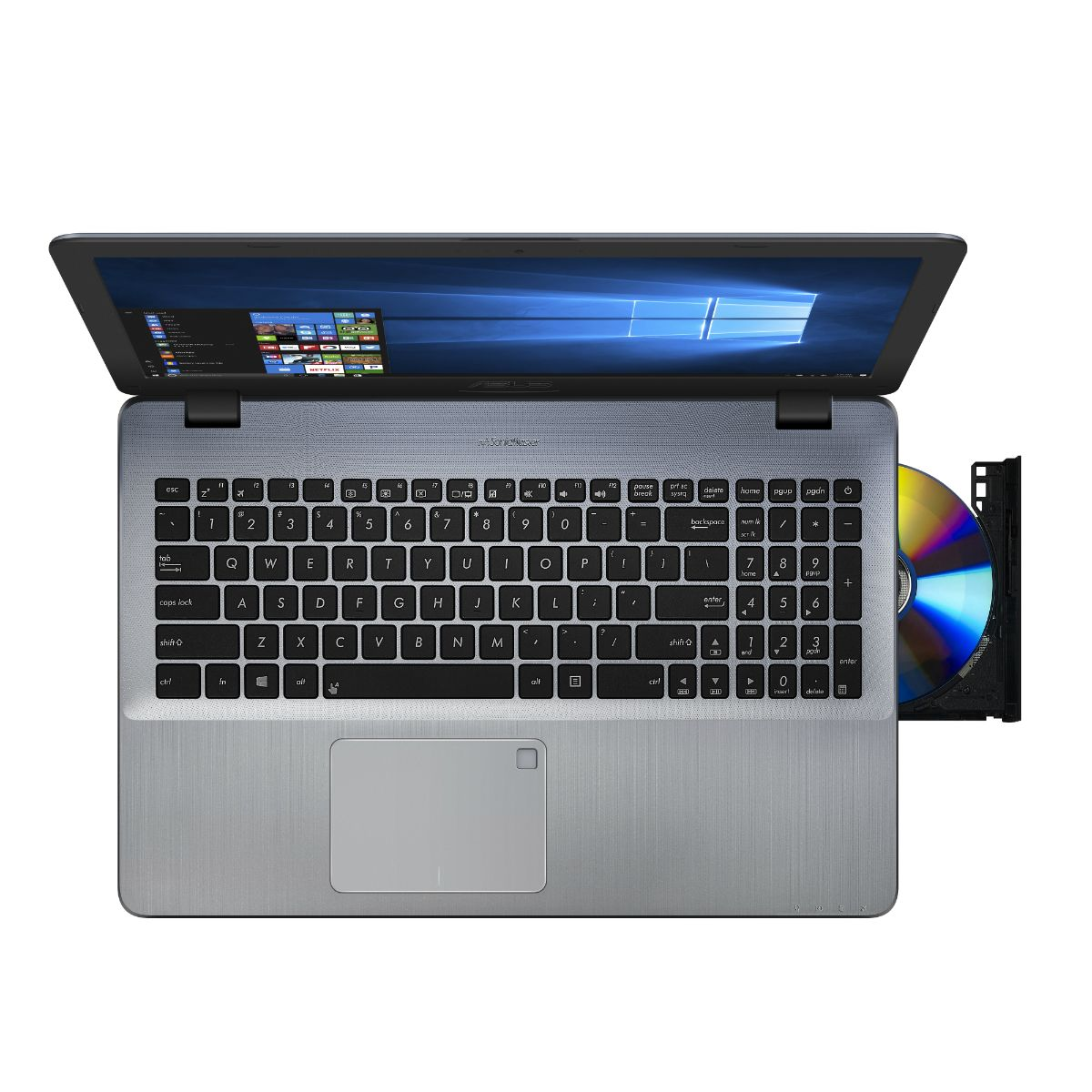Notebook Asus X542uf-go203t I7 W10 GEFORCE MX130