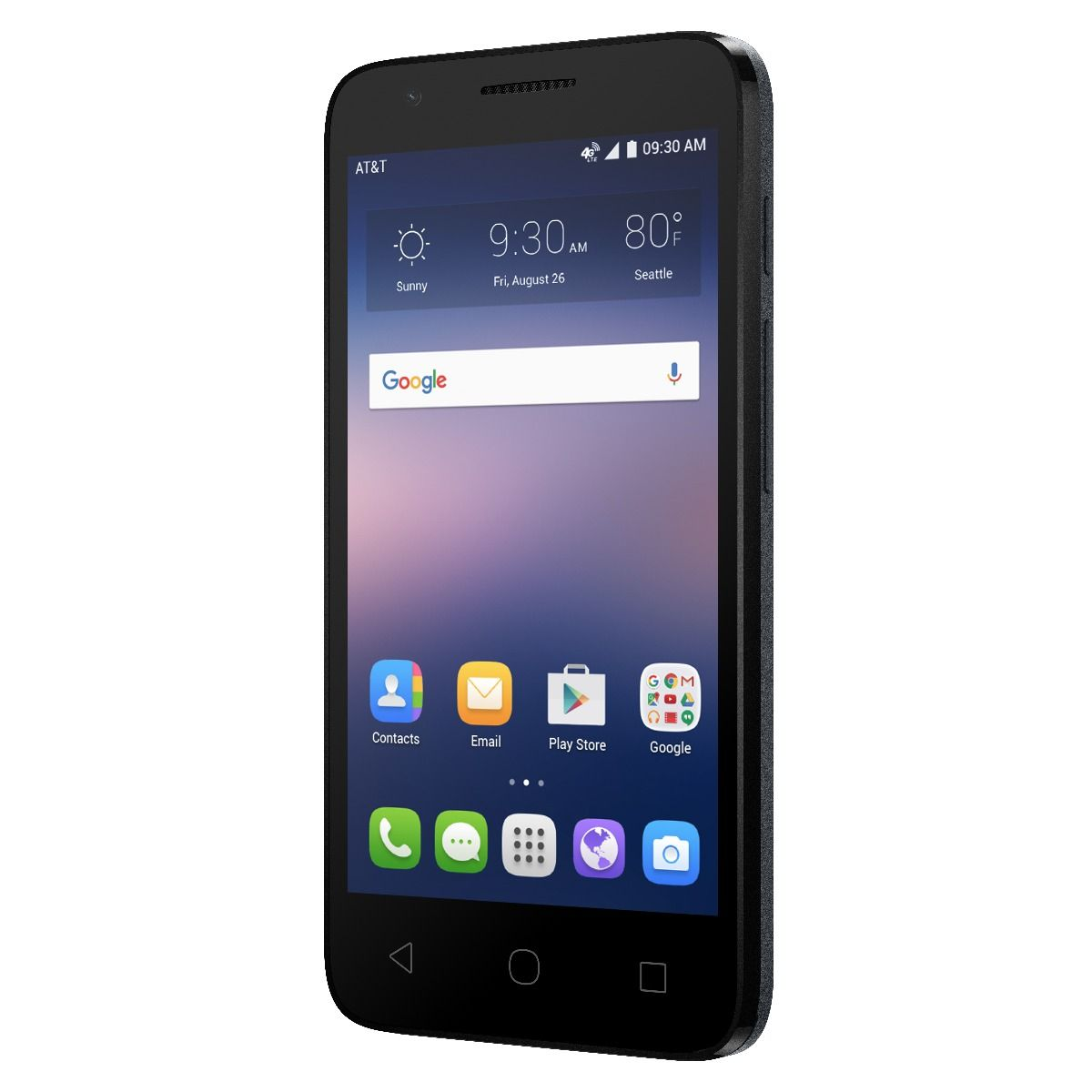 Alcatel Ideal 4060a Lte S.blue Preowned