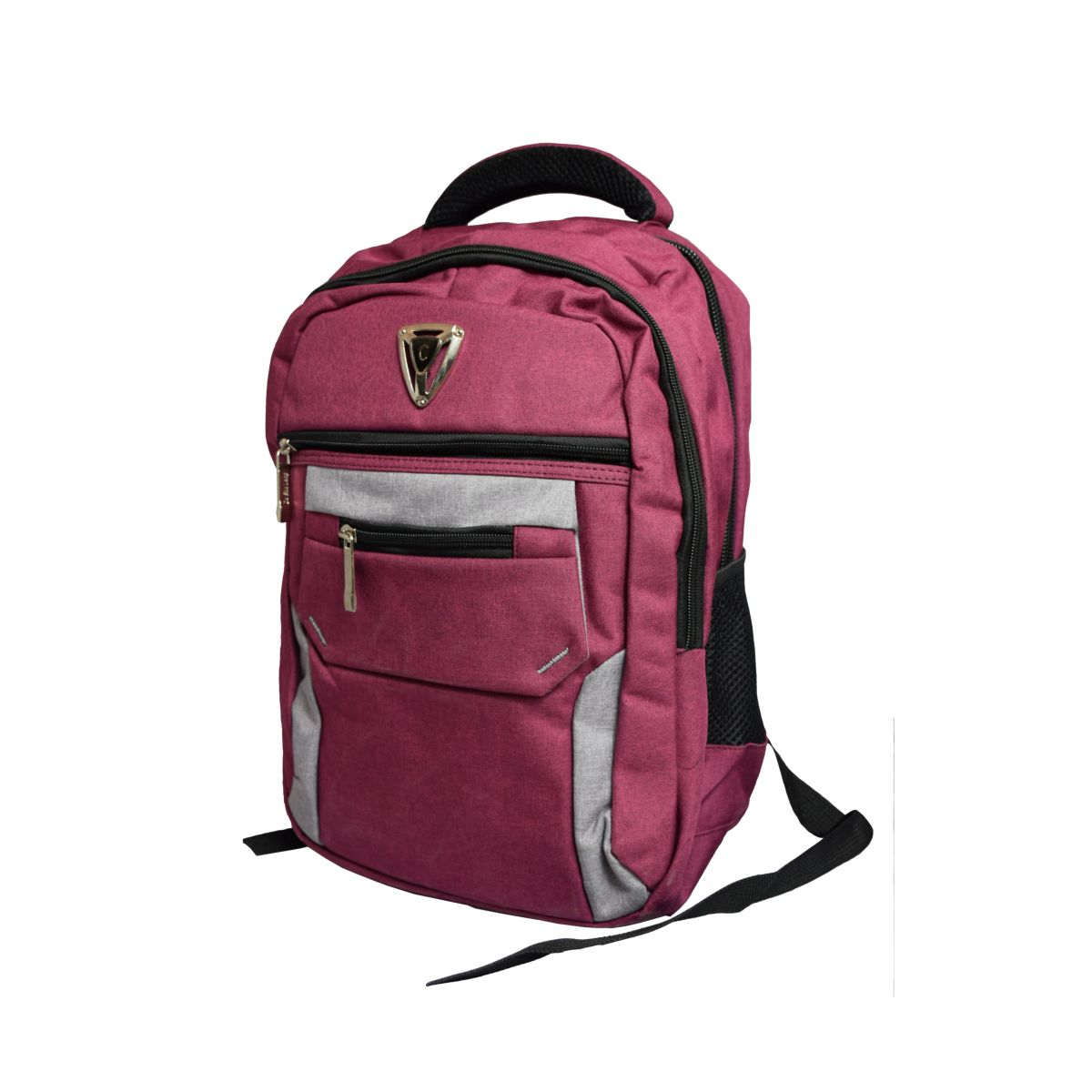"Mochila Para Notebook 14"" Nylon Red"