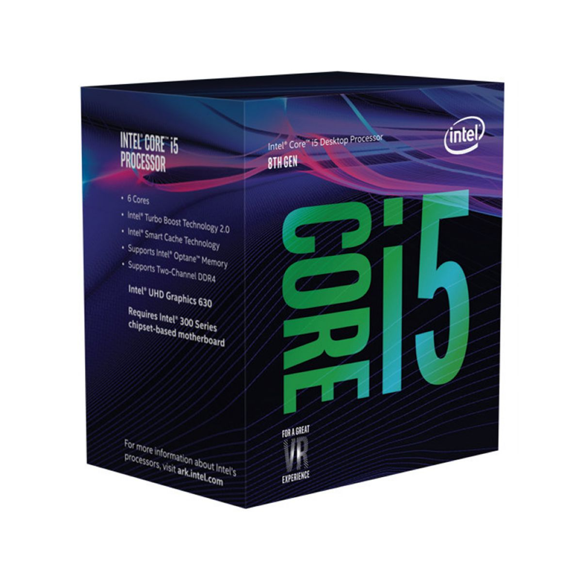 Cpu Intel Core I5 8600 S1151 Box