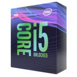 Cpu Intel Core I5 9600k S1151 S/fan Box