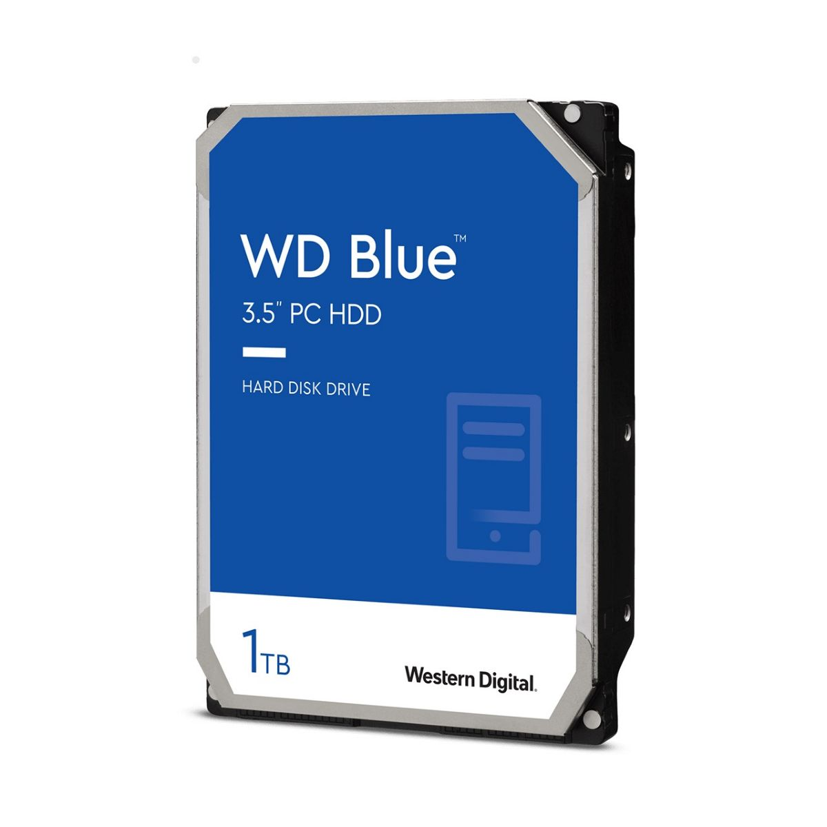 "Hdd 3.5"" Wd Blue 1tb Sata3 7200 Rpm"