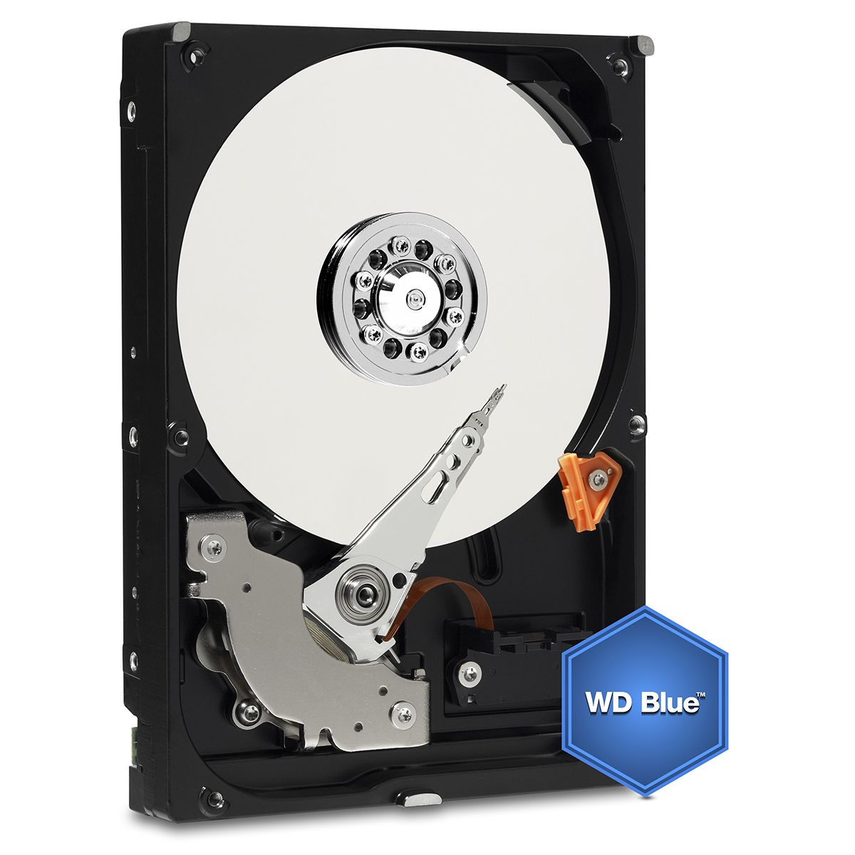 "Hdd 3.5"" Wd Blue 2tb Sata3 5400 Rpm"