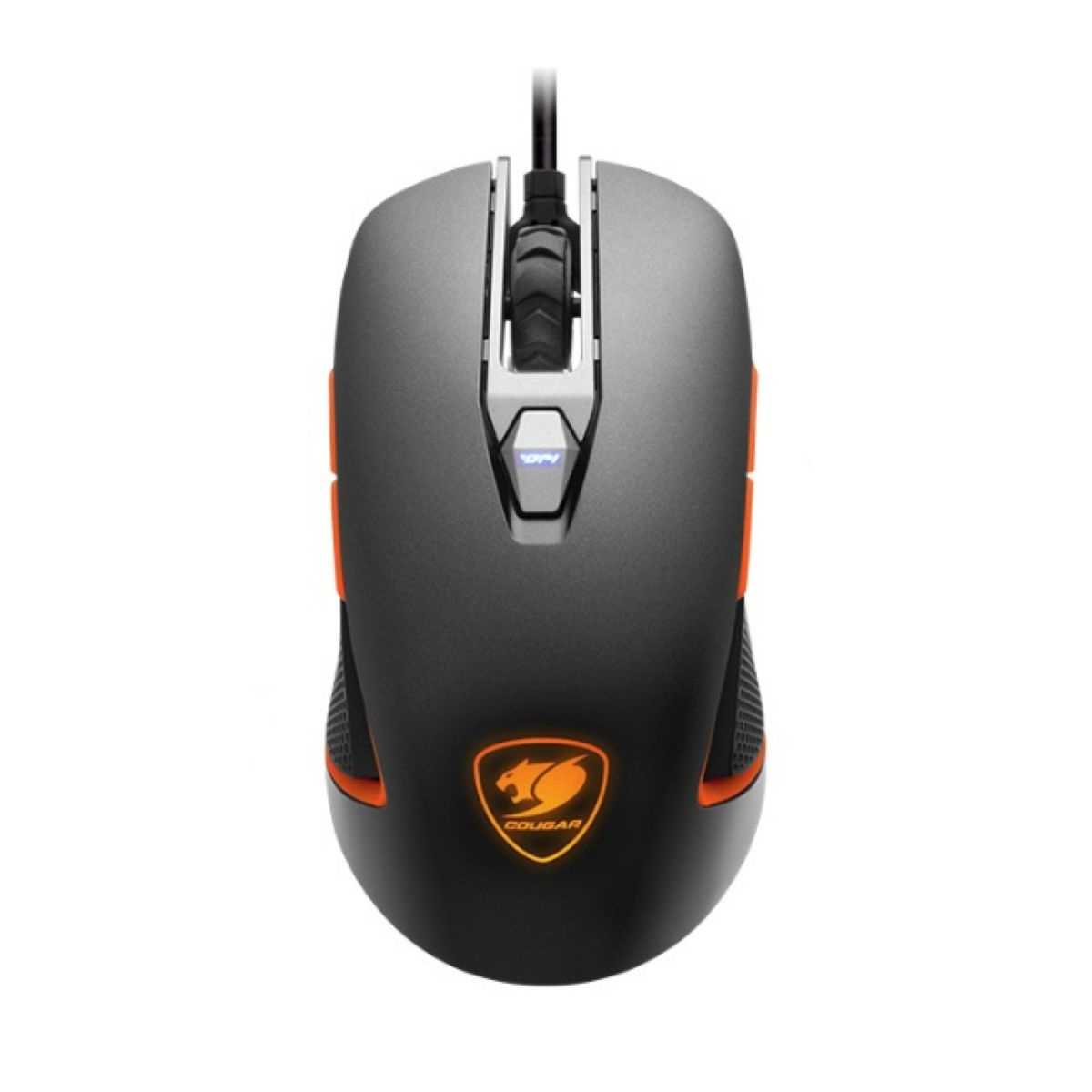 Mouse Cougar 450m Iron-Grey Edition