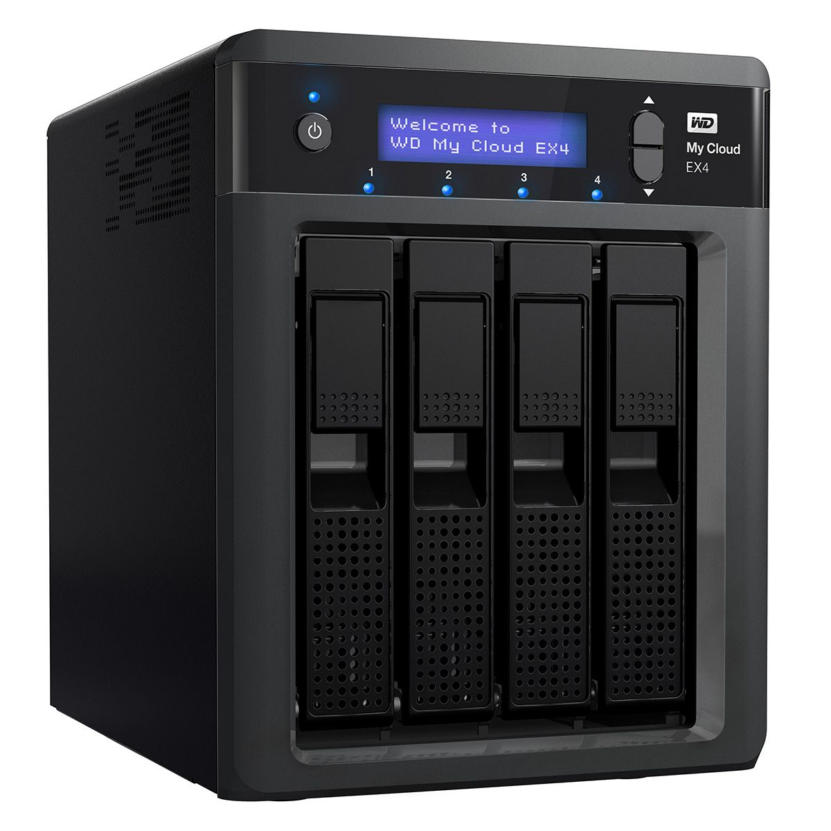 Nas Wd My Cloud Ex4100 16tb Usb3