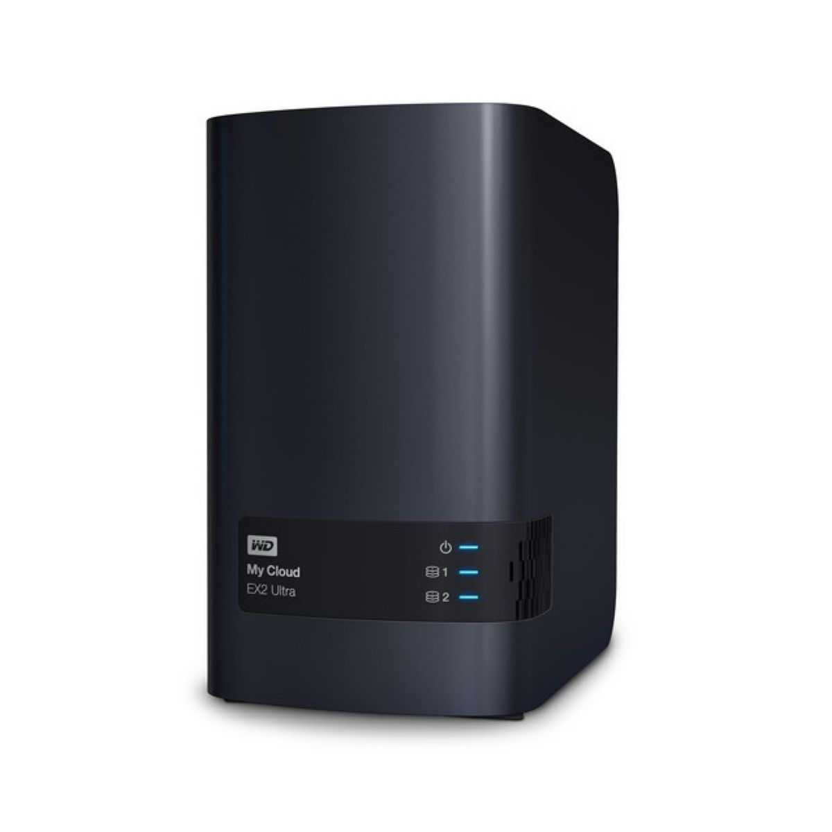 Nas Wd My Cloud Ex2 U 8tb Usb3 Negro