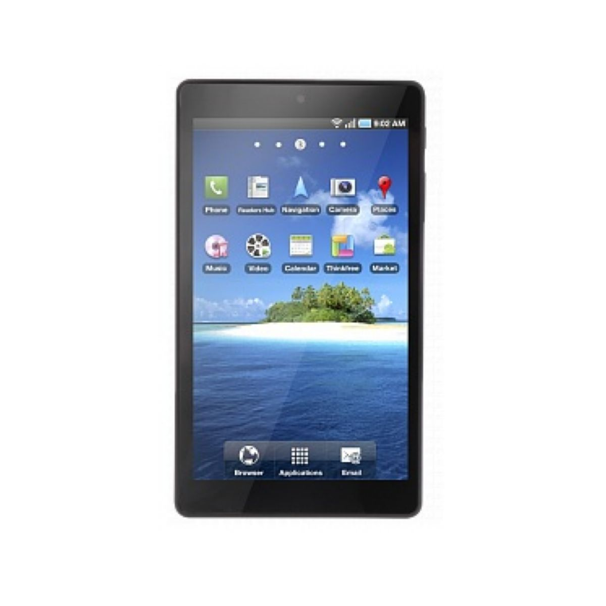"Tablet Alcatel Pixi 4 8063 7"" Volcano Black"