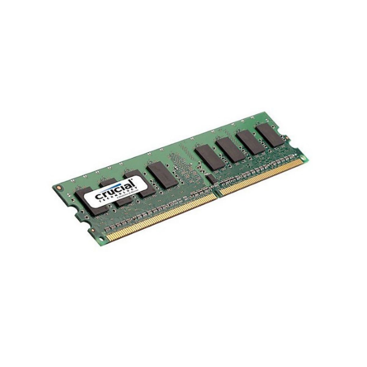 Memoria Crucial Ddr2 2gb 800 Cl6 Box