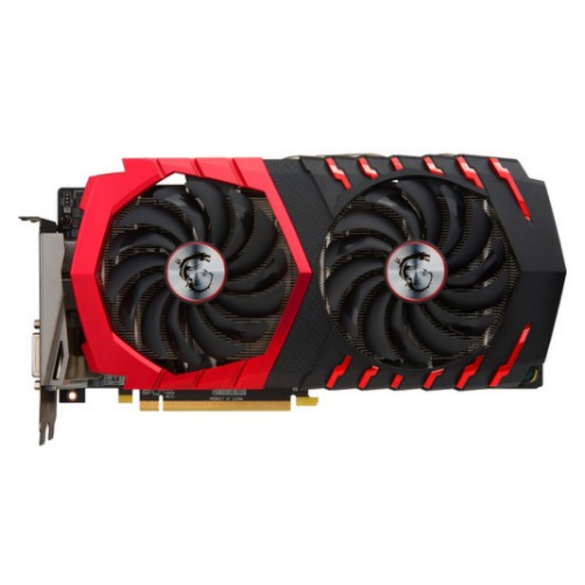 Tarj. Vga Msi Rx570 4gb Gaming X Ddr5